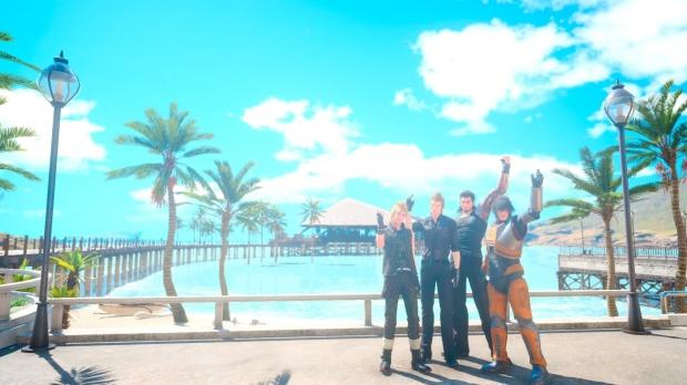 Final Fantasy XV level editor coming to PC this Fall