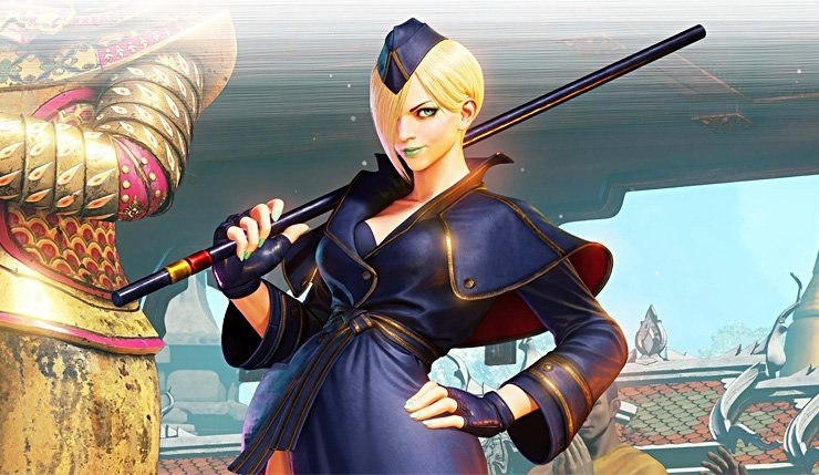 Street Fighter V New Dlc Character Announcement Meet Falke