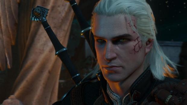 Witcher 3 mod allows Geralt to go full Benjamin Button