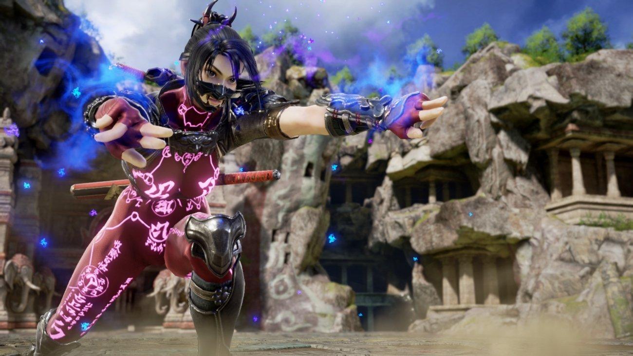 Official Taki Soulcalibur VI screenshots, character trailer