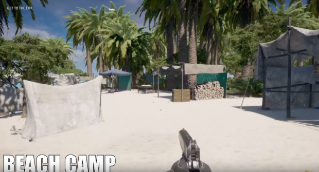 The Island From Lost Has Been Recreated In Far Cry 5 Tweaktown
