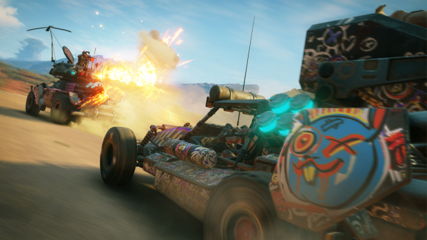 RAGE 2 will be a service game, monetized via Creation Club?