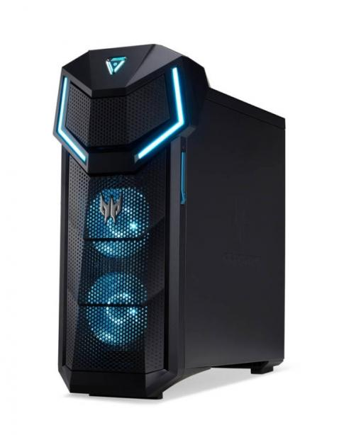 Acer Predator Orion 5000 desktop PC: 8700K, GTX 1080 Ti SLI