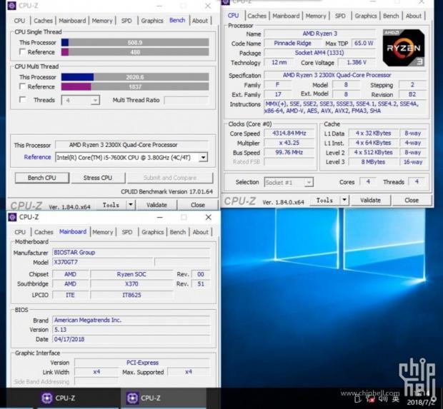 AMD Ryzen 3 2300X: 4C/4T for under $150 is a cheap BEAST
