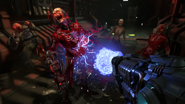 Doom Eternal powered by next-gen id Tech 7, sports new modes