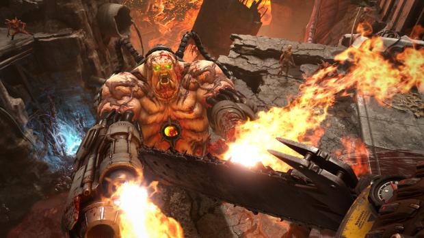 Doom Eternal powered by next-gen id Tech 7, sports new modes