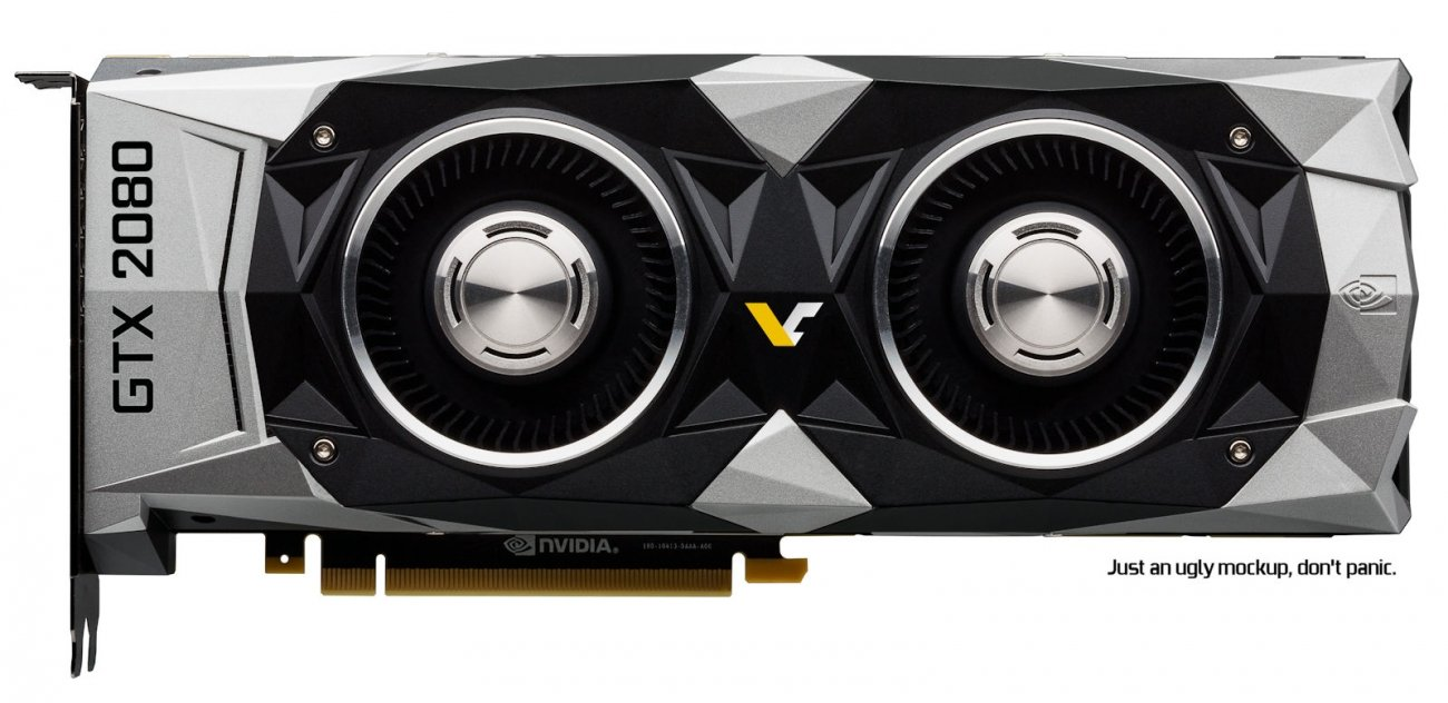 NVIDIA GeForce RTX series teased, TITAN RTX could cost $3000