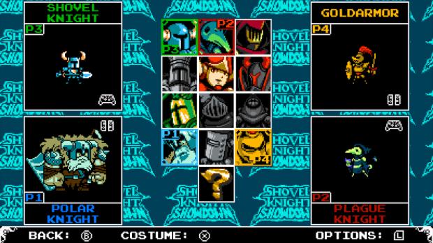 Shovel Knight gets Super Smash Bros  style multiplayer mode