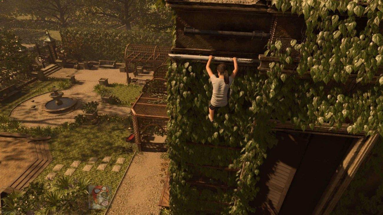 Shadow Of The Tomb Raider Screenshots Leak A Young Lara Tweaktown