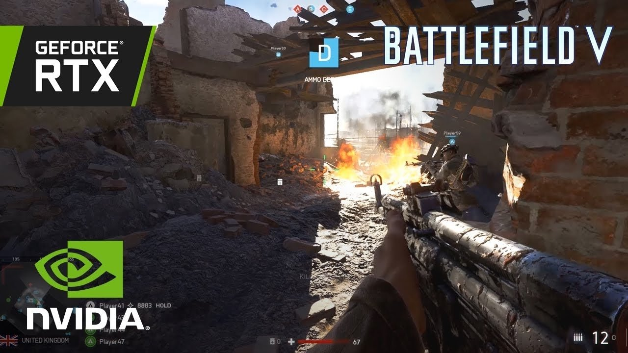 DICE talks Radeon and Battlefield V and lack of ray tracing