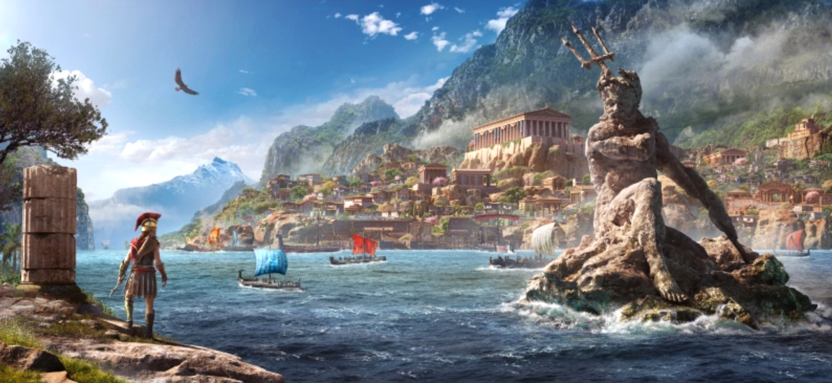 Assassin's Creed: Odyssey's dialog can trigger quests