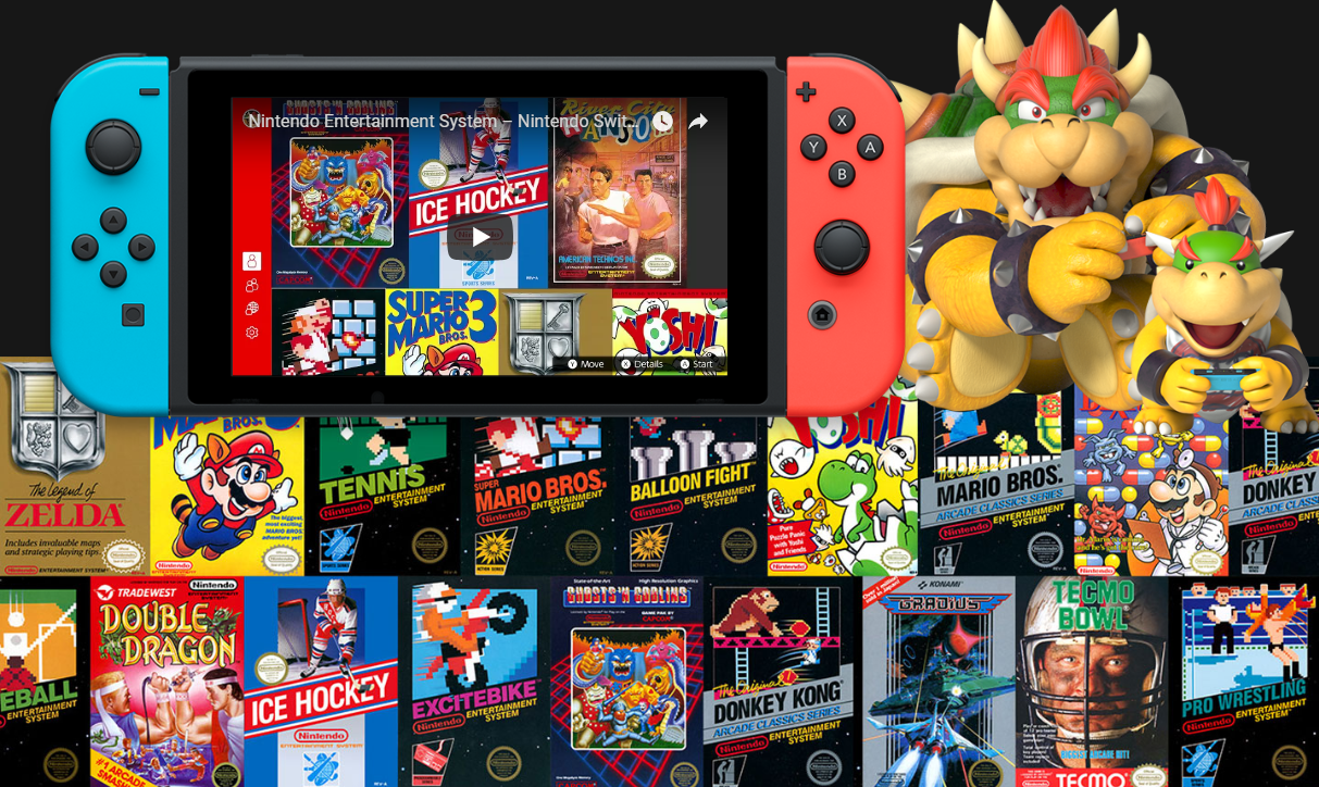 Switch Online NES games can't be played entirely offline