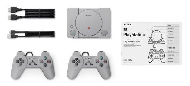 PlayStation Classic packs 20 pre-loaded PS1 games, costs $99