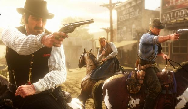 Red Dead Redemption 2 may hit native 4K on Xbox One X