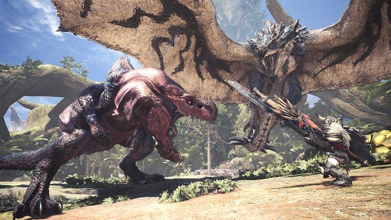 New Monster Hunter Movie Details Surface Tweaktown
