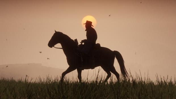 Red Dead Redemption 2 ships on two discs