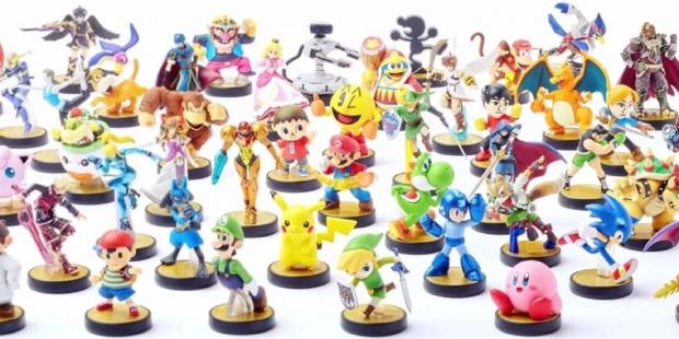 Nintendo Amiibos 50 Million Units Sold Before Ultimate