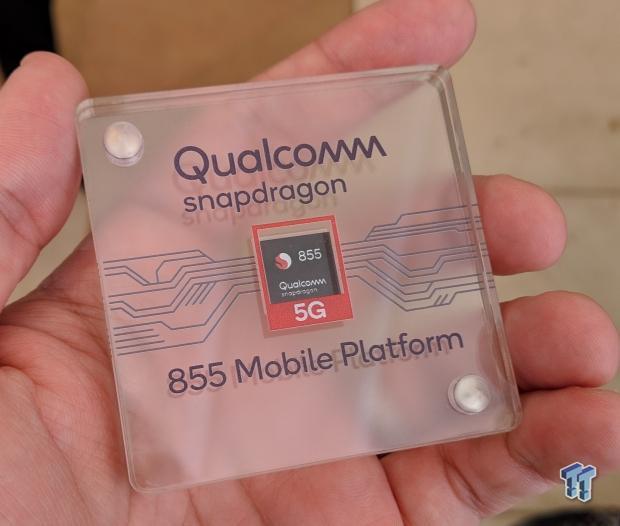 Qualcomm announces Snapdragon 855 platform to kick off 5G