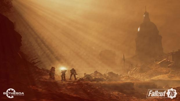 Fallout 76 cheaters can write an essay to get unbanned