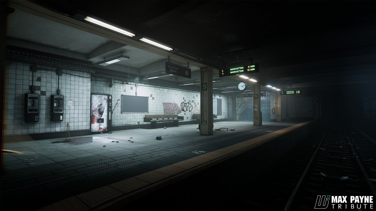 Max Payne Reimagined In 2019 Looks Awesome I Want It Now Tweaktown