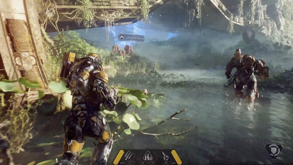 Bioware Shows Off 15 More Minutes Of Anthem Gameplay Footage