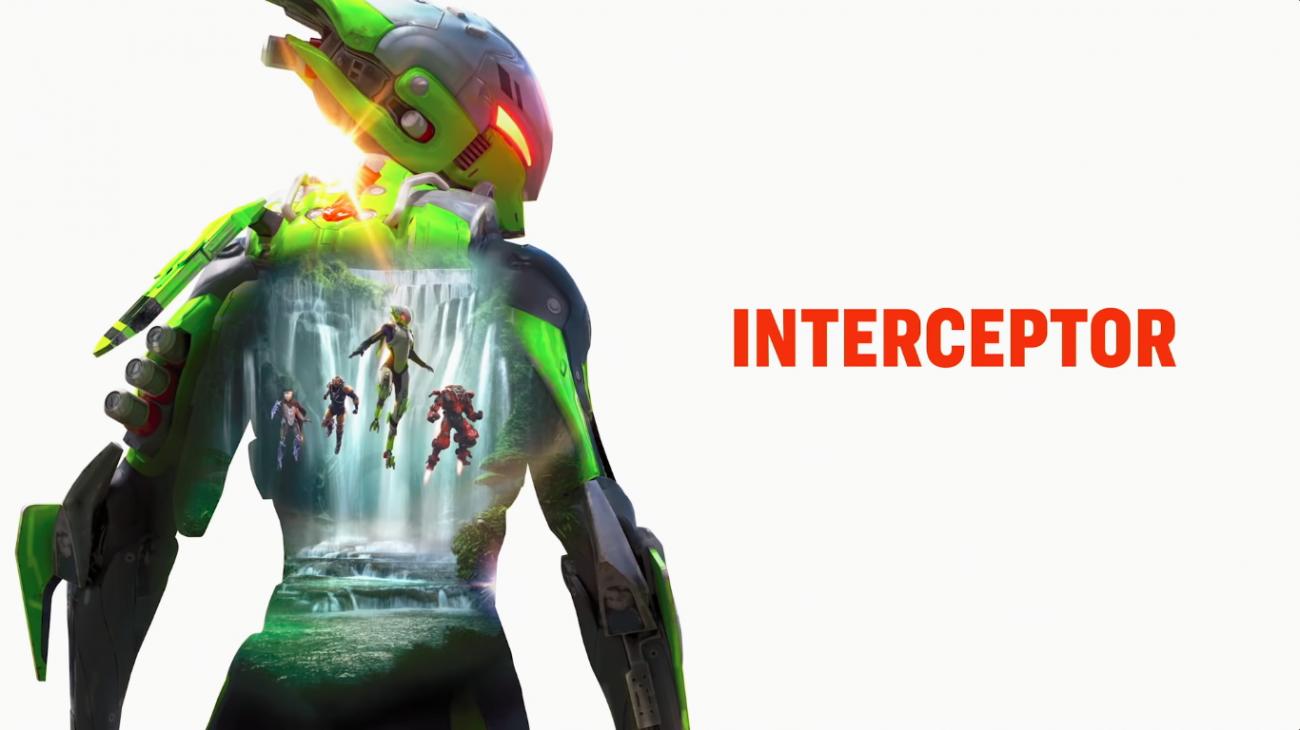 Anthem Interceptor Javelin Thrives On Speed Gameplay Video Tweaktown