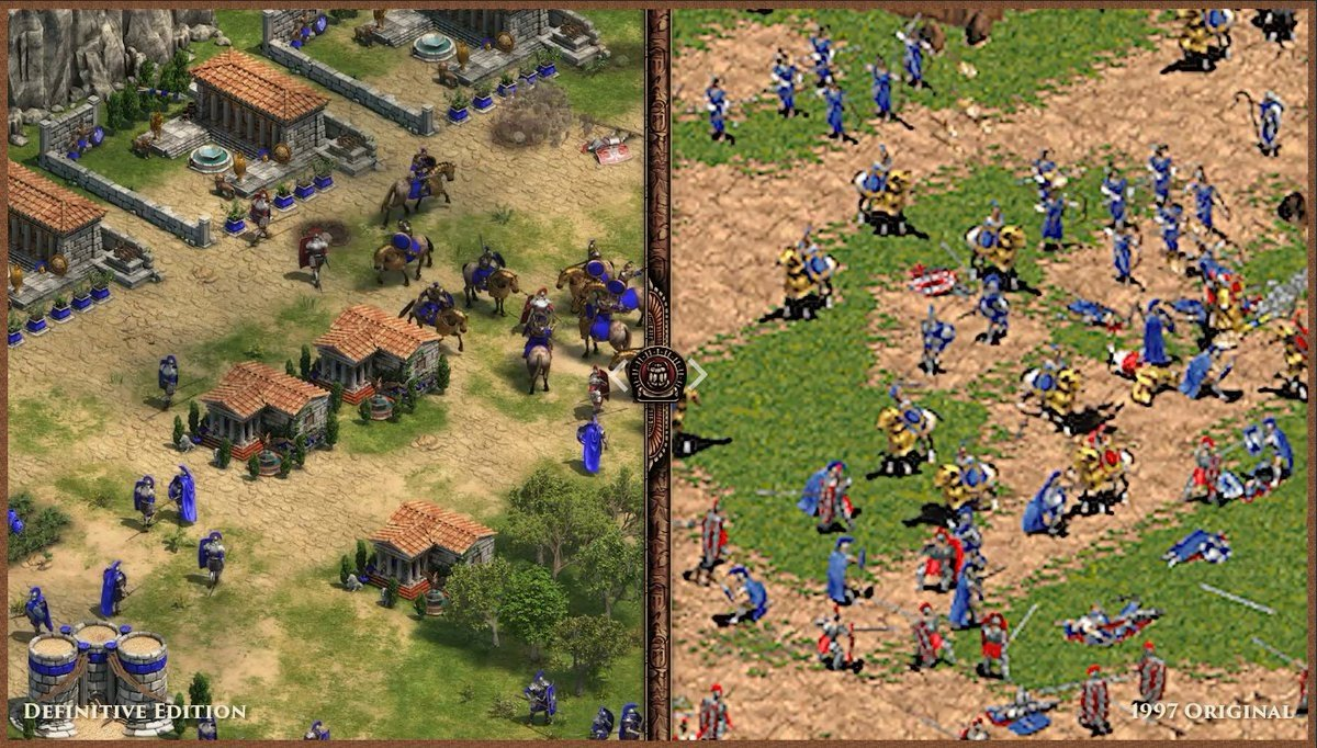 Age of Empires 2: Definitive Edition teased, coming 'soon'