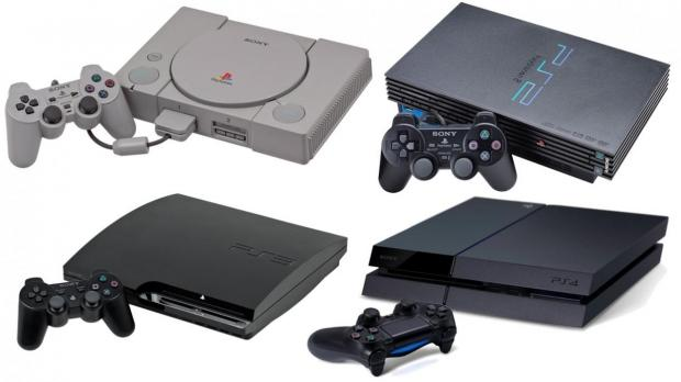 PS5 patent teases PS1, PS2, PS3, PS4 backwards compatibility