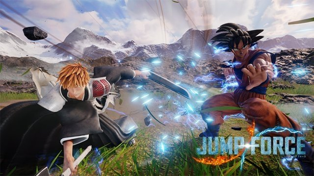 Jump Force Launch Trailer Is A Cocktail Of Anime Fighters