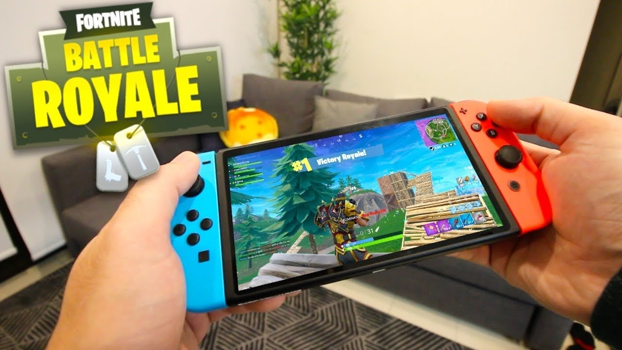 Fortnite For Switch Running At 60fps Is Not In The Cards Tweaktown