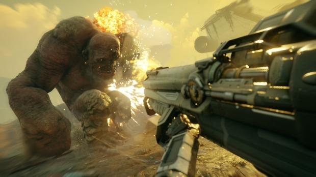 RAGE 2: 1080p 60FPS on Xbox One X, PS4 Pro, uncapped on PC