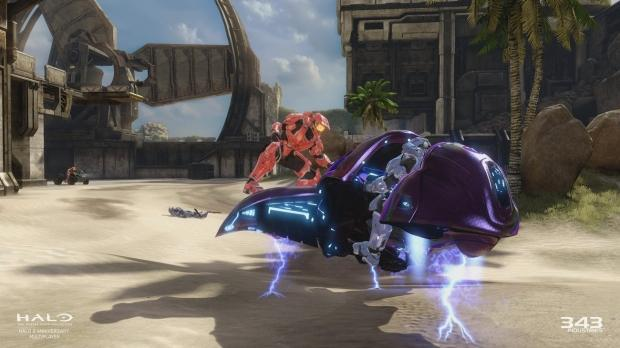 Master Chief Collection on PC won't require Xbox LIVE Gold