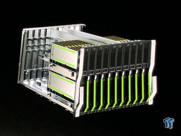 NVIDIA's next-gen RTX server pods pack 1280 Turing GPUs