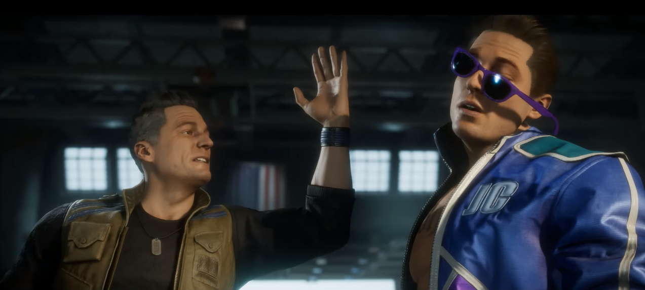 Mortal Kombat 11 S Story Throws Players Back Into The 90 S Tweaktown