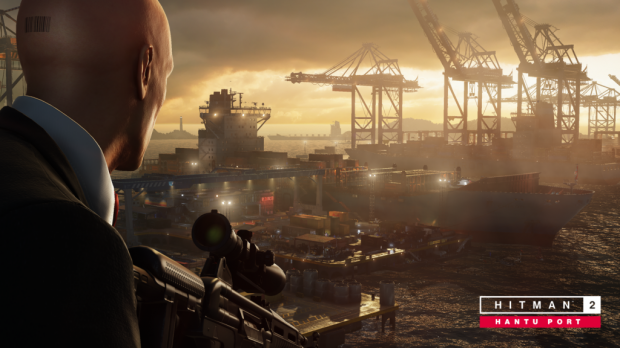 Hitman 2 'Expansion Pass' update adds DX12 support, March 26