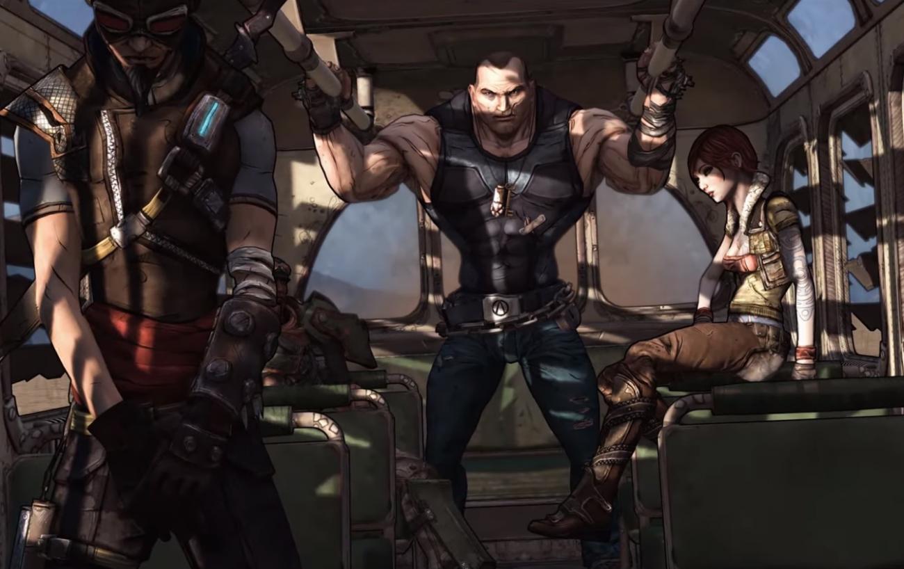 New Borderlands 1 remaster has 4 player split-screen co-op