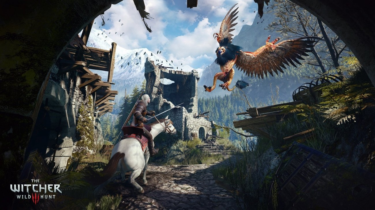 Witcher 3's story lives on thanks to custom quest mods