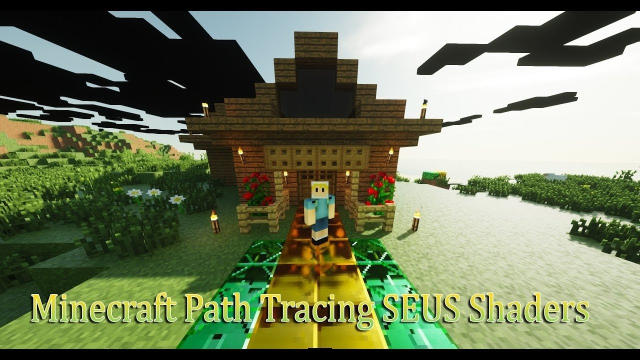 Minecraft with 'ray tracing' mod shown in new video