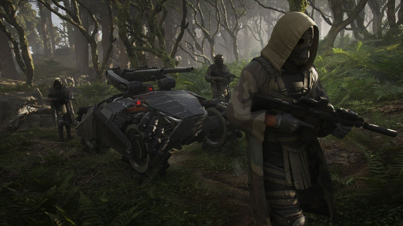 New Ghost Recon: Breakpoint shooter adds RPG mechanics