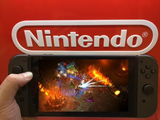 Blizzard should bring more games to the Nintendo Switch