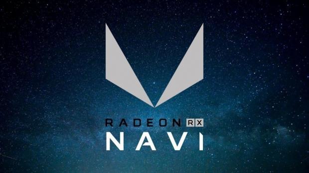 AMD Radeon Navi mid-range card: 1GHz GPU clock, GDDR6 RAM
