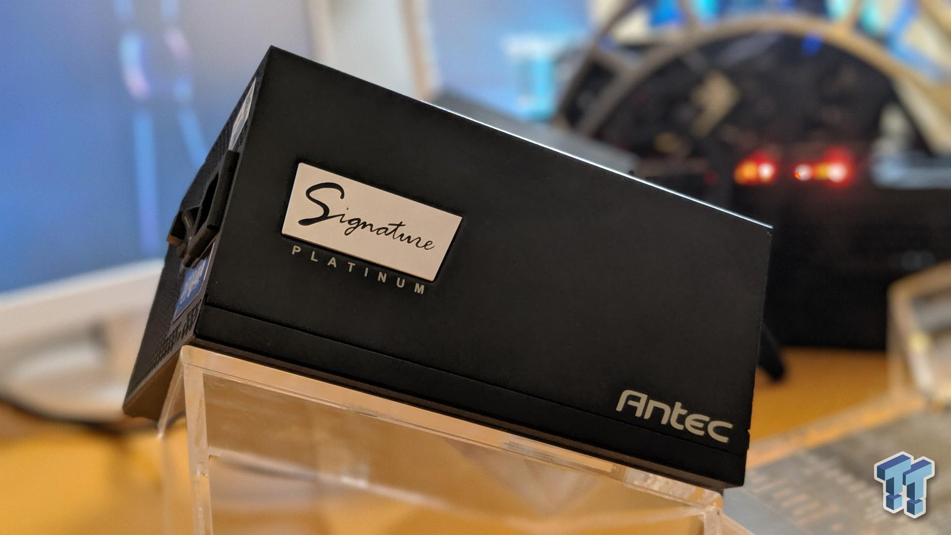 Antec amp up its game: new cases, cooling, and slick mods