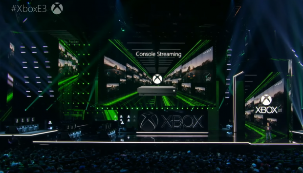 Xbox Ones will turn into game streaming servers