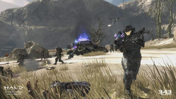 Public Halo Reach PC campaign demo coming next week