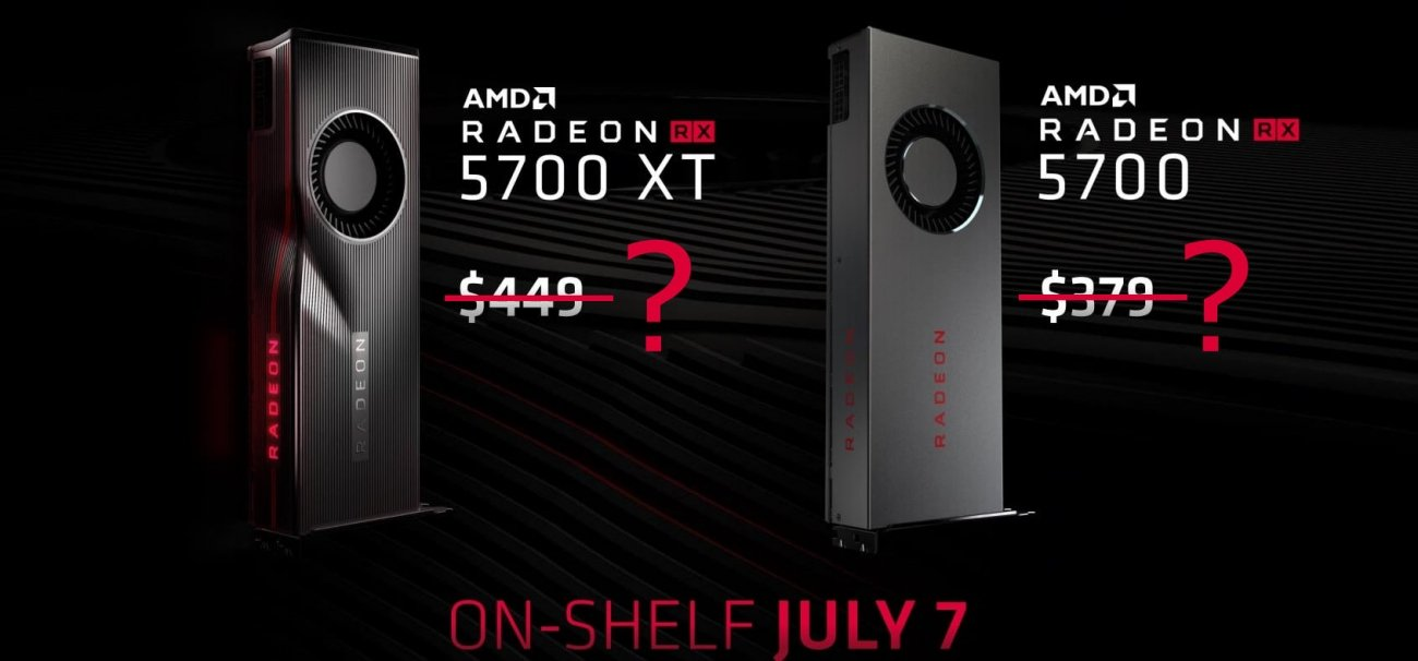 AMD pressured to lower Navi pricing because of NVIDIA SUPER