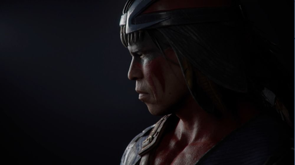 Ed Boon teases DLC character Nightwolf for Mortal Kombat 11