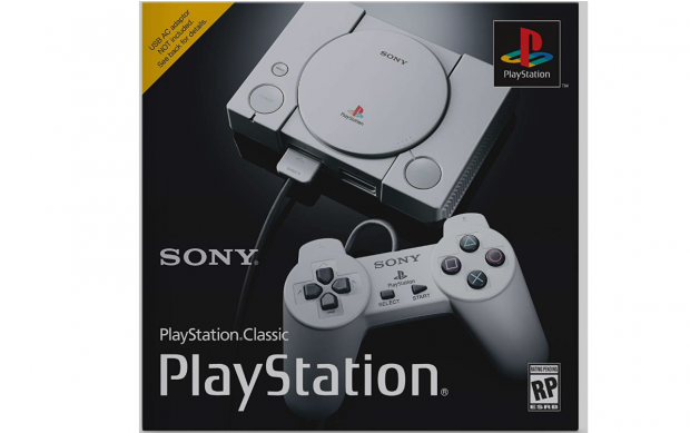 Grab a $20 PlayStation Classic and emulate your heart out