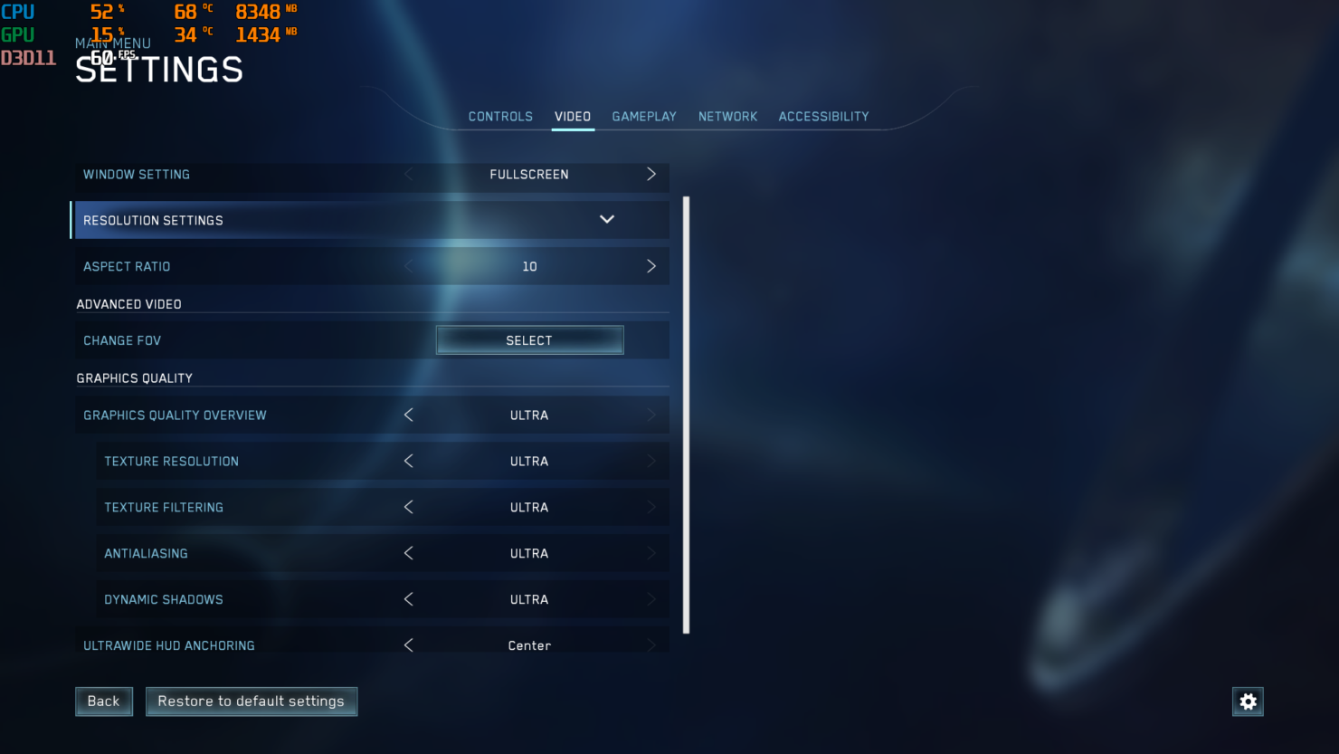 Halo: Master Chief Collection PC graphics settings detailed