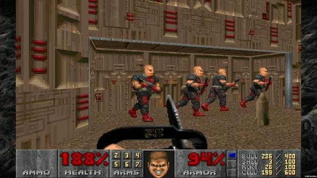 Every Doom game is now on the Nintendo Switch