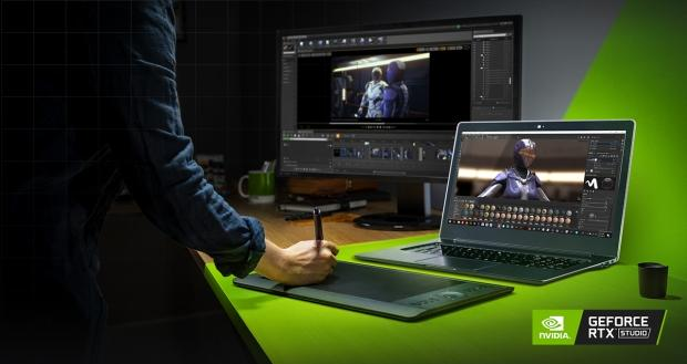 NVIDIA now has a total of 27 different RTX Studio laptops